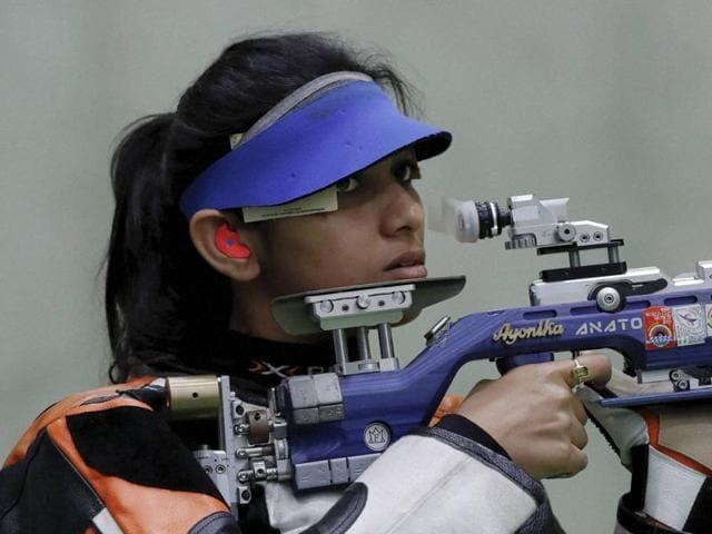Rio,Olympics,Shooting
