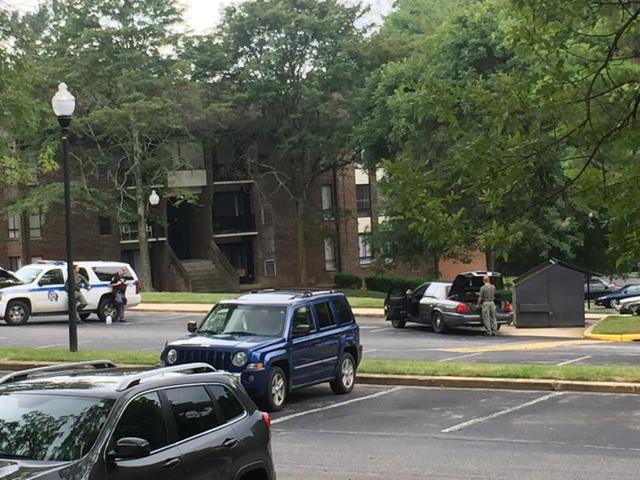 Baltimore Police,Randallstown shooting,US police