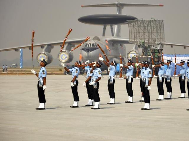 In the court martial proceedings, the IAF officer Ritudhan was found guilty of using criminal force against his superior officer. He was ordered to undergo detention for three months and dismissal from service.