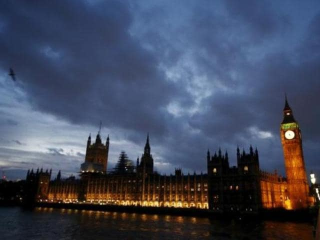 British Parliament,Palace of Westminster,Renovation of British Parliament in 2020