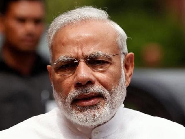 Prime Minister Narendra Modi will hold a 'townhall' style event on Saturday to reach out to citizens.