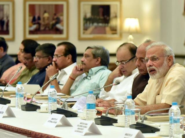 31 ministers in modi govt declared criminal cases
