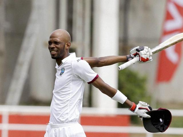 Roston Chase inspired West Indies to a thrilling draw against India in the second Test.