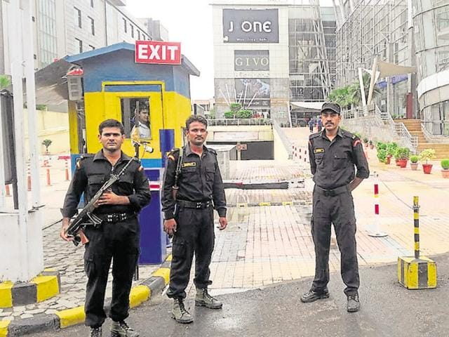 Gurgaon,Independence Day,security