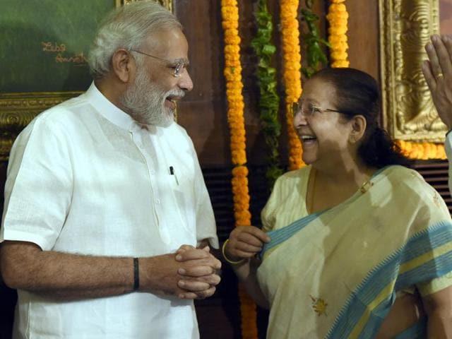 The Opposition had attacked PMModi for not intervening during the GSTBill debate in Rajya Sabha on Wednesday. Modi will intevene in Lok Sabha on Monday.