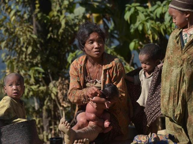 It was confirmed on Saturday that a measles outbreak resulted in the death of more than 30 children in a remote part of Myanmar.