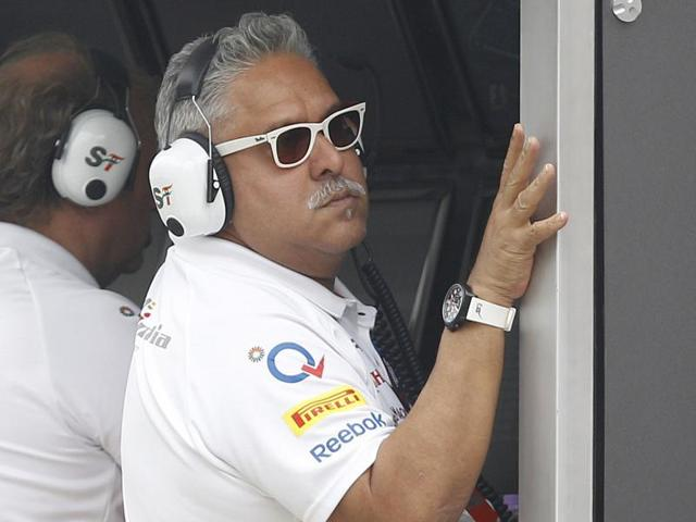 A non-bailable warrant was issued against Vijay Mallya in a 2012 cheque bounce.