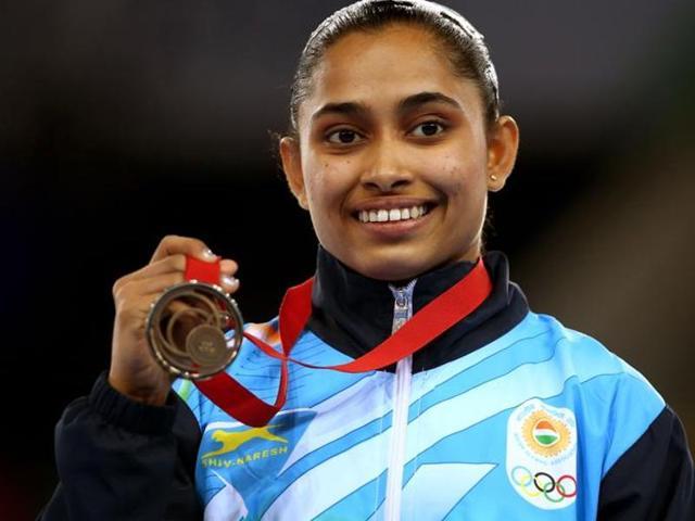 Rio Olympics,Dipa Karmakar,Gymnastics