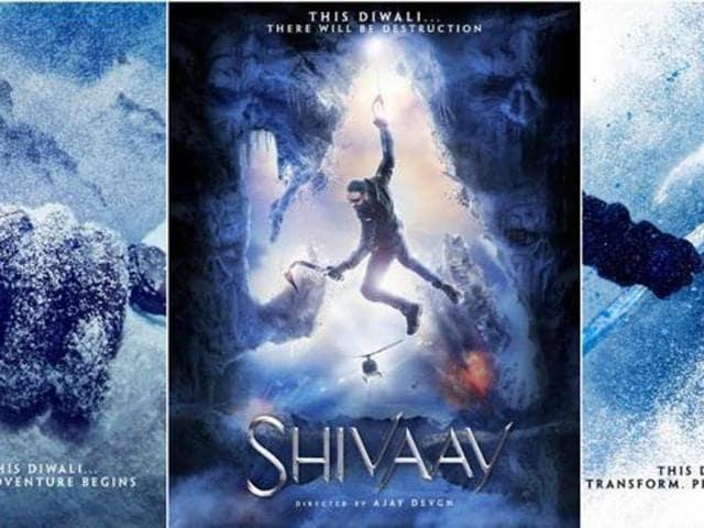Shivaay,Trailer,Ajay Devgn