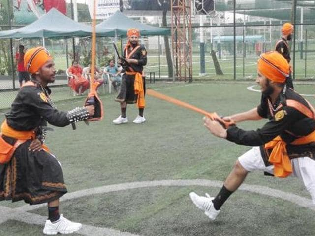 Gatka,traditional martial art,martial art