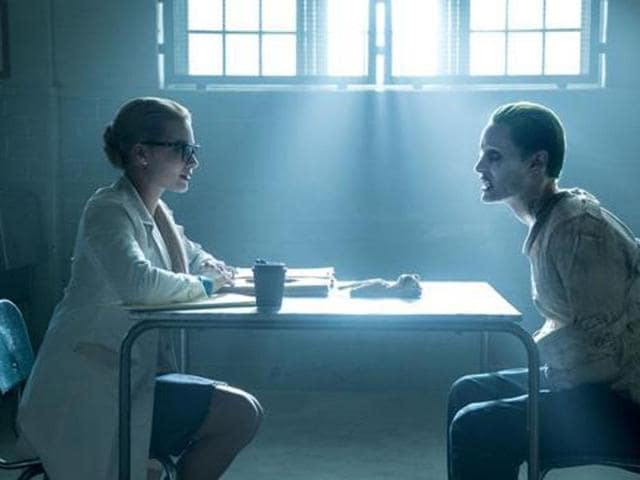 Harley Quinn and The Joker are the best part of Suicide Squad, the third film in Warner Bros' DC Extended Universe. (Warner Bros.)