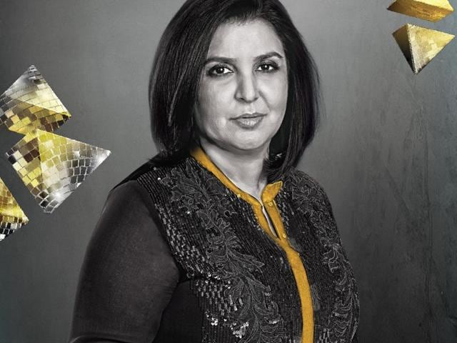 Filmmaker Farah Khan says that  she concentrates on impressing the audience with her films.