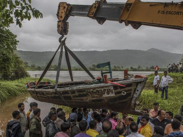 Mahad bridge collapse