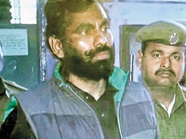 Anandpal Singh,Rajasthan Anti Terrorist Squad,gangster