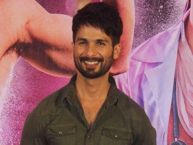 Actor Shahid Kapoor's transformation for Udta Punjab has caught the fancy of a lifestyle channel.