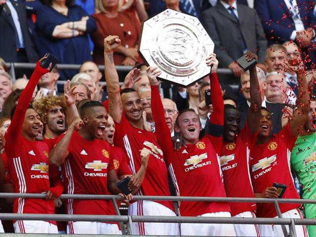 Community Shield,Manchester United,Leicester City
