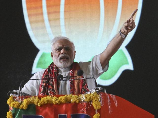 Modi dalit rights