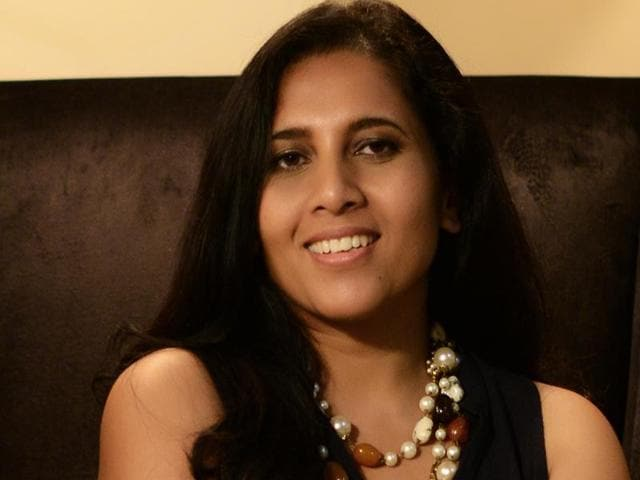 Founder and CEO of Limeroad Suchi Mukherjee