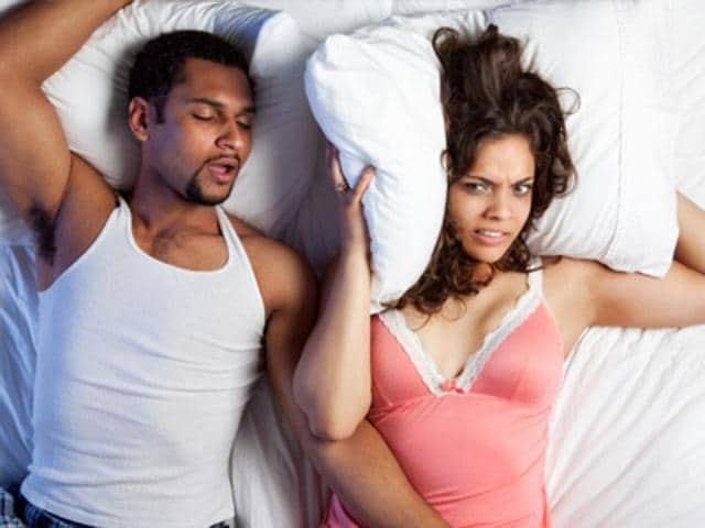 When husbands and wives get more sleep than on an average night, they are more satisfied with their marriages, at least the following day, the findings showed.