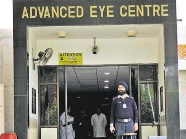 Advanced Eye Centre, Postgraduate Institute of Medical College and Research (PGIMER), Chandigarh