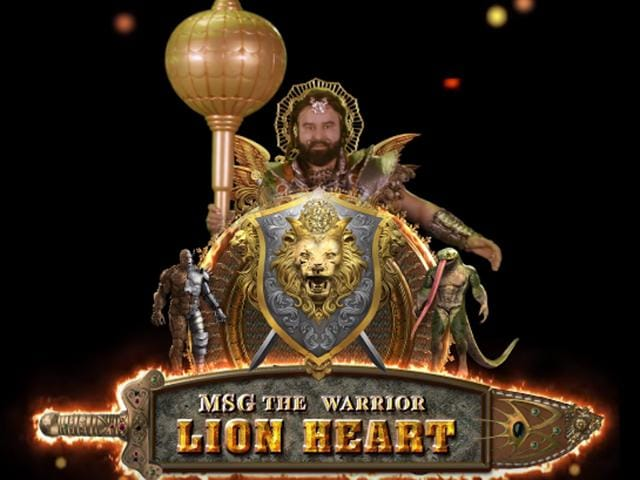 Motion poster,MSG The Warrior - Lion Heart,MSG
