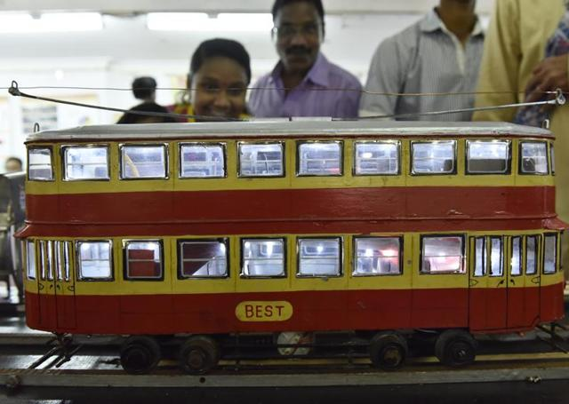 A double-decker electric t that ran from 1920 to 1964.