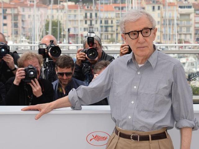 Woody Allen's Crisis in Six Scenes will be set in the US of 1960s.