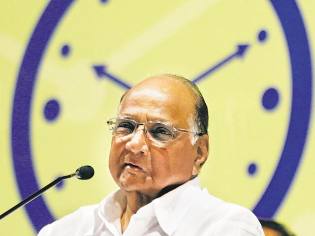 Pawar said the recent rape cases have exposed the absence of  law and order in the state.