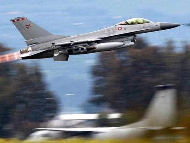 Iraq has now eight F16s in service, out of 36 fighter jets the US agreed to sell to Baghdad.