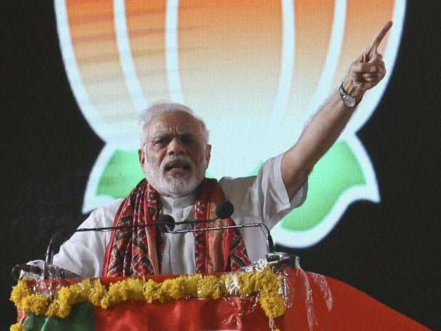 Prime Minister Narendra Modi on Saturday lashed out against so-called Gau Rakshaks and accused them of using cow protection to cloak their anti-social activities.