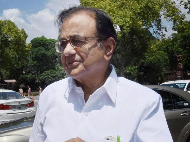 Former finance minister P Chidambaram said there is a lot of work to be done to finalise the GST tax structure.