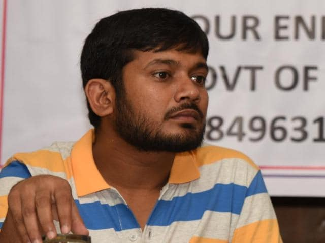 JNU has sent a notice to Kanhaiya Kumar, stating that the expense on his security has run up to Rs 5 lakh and the same arrangement can be continued only after that amount is cleared.