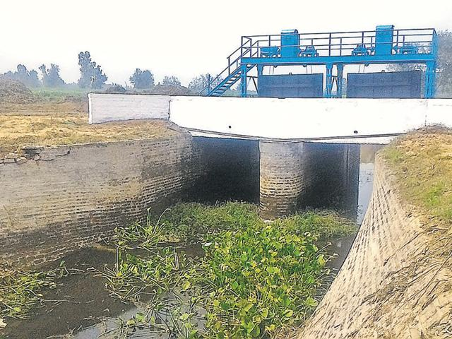 Work on Saraswati river's revival got stuck in Yamunanagar recently as the canal needed a massive cleaning.