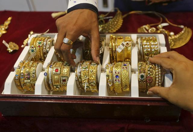 The government's black money crackdown could hit jewellery sales.