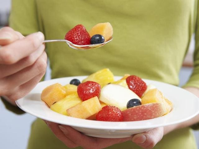 Eating fruits benefits your general health more than you know.