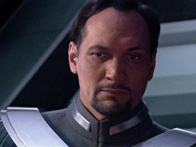 In the upcoming Star Wars stand-alone film, Jimmy Smits joins Felicity Jones, who portrays Jyn Erso.