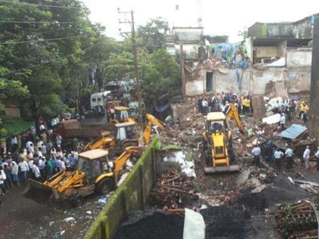 Bhiwandi collapse