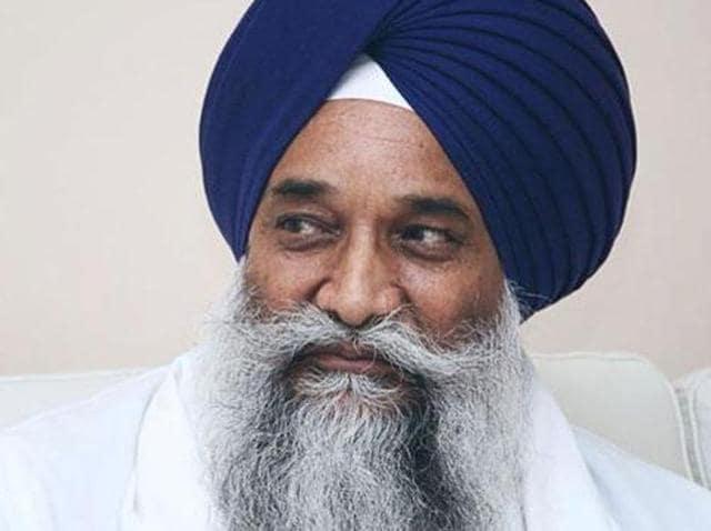 Akal Takht jathedar Gurbachan Singh