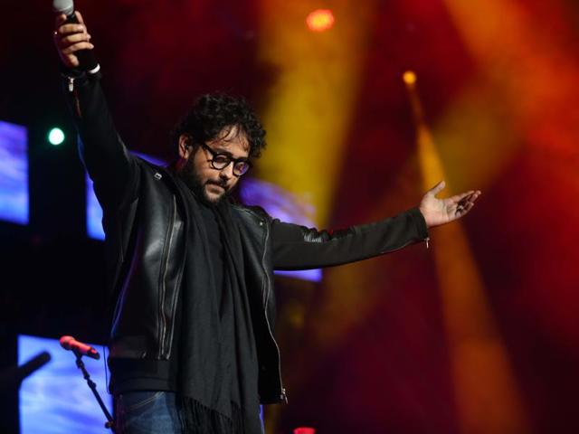 Singer Shashwat Singh says it has been surreal to work with music composer AR Rahman.