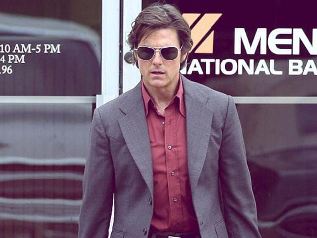 American Made is the latest collaboration between Cruise, 54, and director Doug Liman, who worked with him on Edge of Tomorrow.