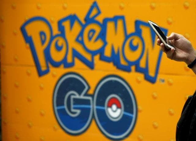On mobile devices, players search for and capture cartoon characters from the Pokemon franchise - displayed in the real world, using the live view from a smartphone camera. Pokemon Go has been the most downloaded mobile game since its July release.