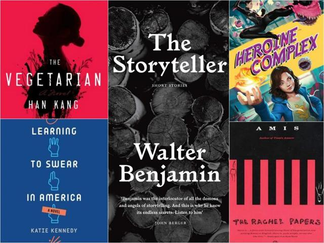 Our carefully-curated list of five books for those who are  or will begin their first year at college this season.