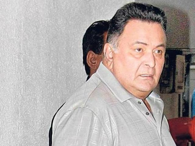 Rishi Kapoor has often created storms online with his frank and outspoken tweets. (Photos: Yogen Shah)