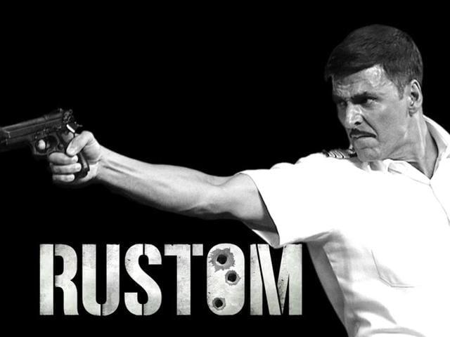 Akshay Kumar plays a Navy office accused of murdering his own wife in Rustom.