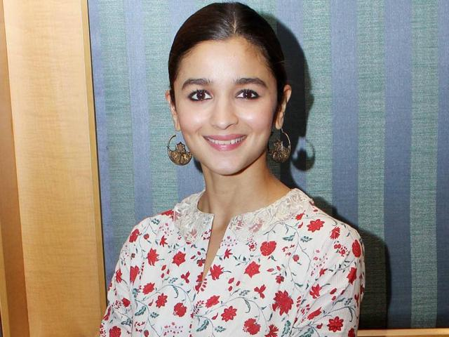 Alia Bhatt says she is a big fan of Coldplay and the band's co-founder, Chris Martin.