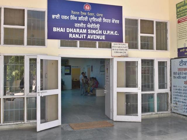No security guard deployed at Bhai Dharam Singh satellite hospital.