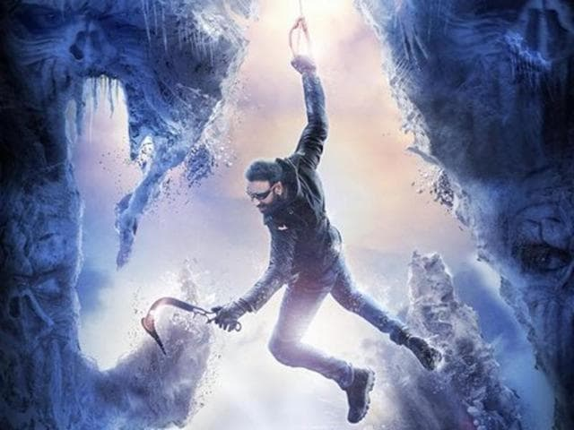 Bollywood actor Ajay Devgn has claimed Shivaay is an emotional drama and added that Shiva is a god with human flaws.