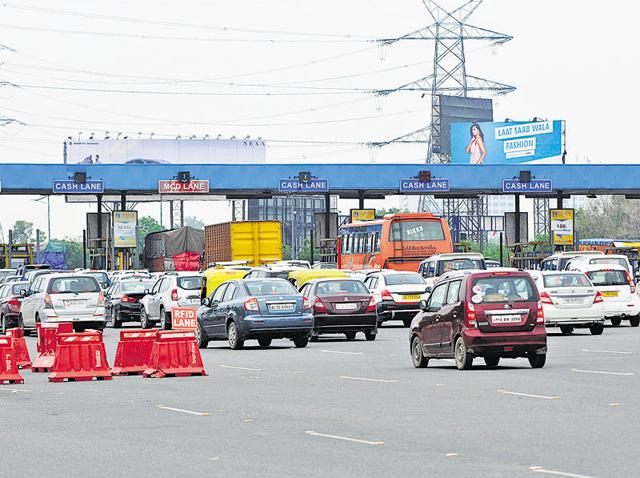 The petitioners have sought directions to restrain the Noida Toll Bridge Company Ltd from collecting toll on the DND flyway connecting Delhi with Noida.