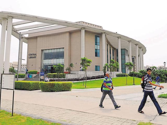 According to a University Grants Commission report, Gautam Budh Nagar district has nine universities.