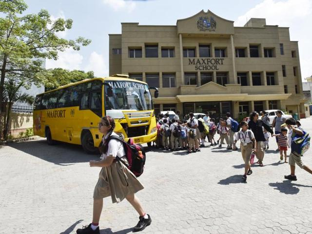 Maxfort School on Tuesday moved the Delhi High Court, seeking contempt action against the Directorate of Education (DoE) for violating a court order on its takeover by the city government. The matter is listed for hearing on Wednesday.